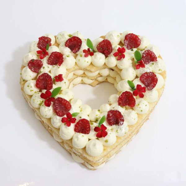 Letter-Cake quadrat